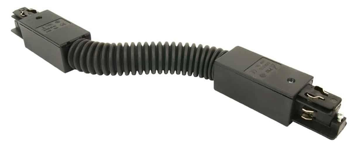 L-Stück Verbinder mit Flexibler Kupplung