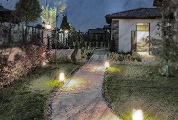Dış mekan aydınlatma ürünlerimiz fiyat olarak ekonomiktir.