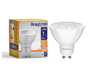 GU10 LED Strahler 5W, 120°, neutralweiß